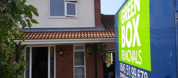 House Removal from Boston Spa to Whitley Bay