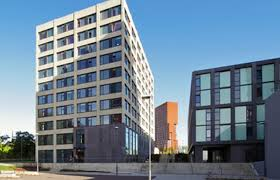 Student Move to Central Village, Leeds