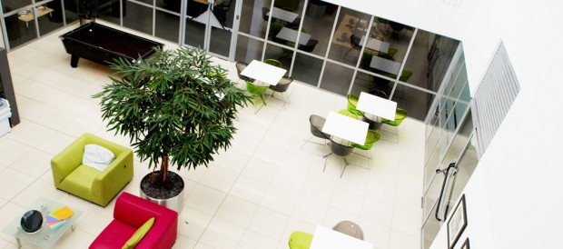 Office Move for Space Architects